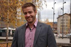 Patrick Hadi Huber, Gemeinderat und Präsident der SP Zürich 4