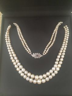 Natural Doble Pearl strand 3/9,56mm