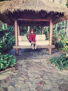 Senggigi beach - lombok island -indonesia Lombok, Outdoor Furniture, Outdoor Decor, Southeast Asia, Gazebo, Outdoor Structures, Tours, Island, World