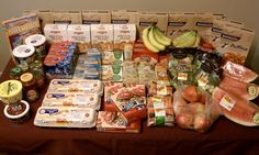 Our Smiths (Kroger) Shopping Trip Results (Saved 78% Total) – Lots of Natural and Produce