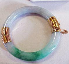 Jade Bracelet from Ming's in Hawaii