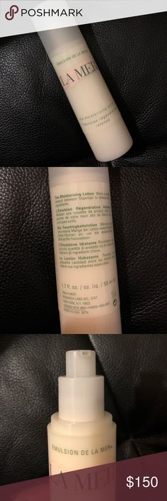 13eb9b9d1d LA MER moisturizing lotion The iconic moisturizer by LA MER. In a lotion  formula but