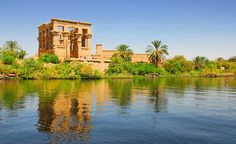 Philae Temple, Aswan http://www.shaspo.com/new-year-packages-christmas-and-new-year-hot-deals-in-egypt