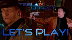 You have something on your face Let's Play Tex Murhpy The Tesla Effect p...