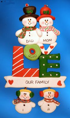 Ornaments with Love Feeding My Christmas Decorating Love - Janine's Confessions of a Mommyaholic