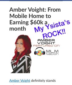 My YOUNIQUE Sista's ROCK! & Changing LIVES Congrats to my sis Amber Voight!  I luv ya sis  #gopro #younique #makeupmogul #wahm #top10 #topwomeninmlm  #mlm #mlmnation #sahm #join http://ift.tt/1xKSo42