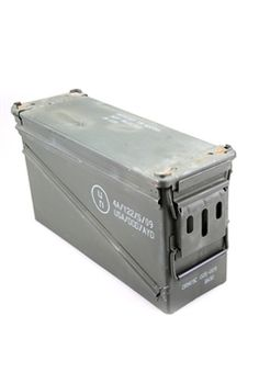 Ammo Can 40mm With Rubber O-ring Seal   Buy Now at camouflage.ca