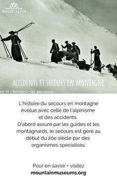 Le patrimoine alpin accessible en quelques clics : mountainmuseums.org ! Chamonix Mont Blanc, Ski, Memes, Sports, Movie Posters, Mountaineering, Galleries, Mountain, Hs Sports