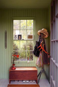 HOME & GARDEN: Une maison dans la forêt près de New-York