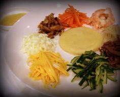 Esta es la respuesta de Corea a la fajitas, ideal para comidas sociales y alegría.