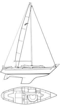 sy teobel, our sailing yacht jouet fandango 33