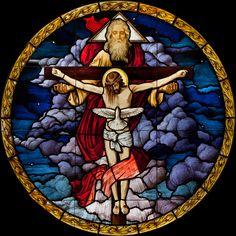 Beyer Studio - Stained Glass; St. Anne's Catholic Church, San Diego, CA