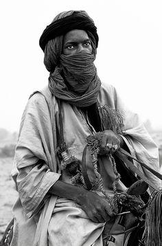 Africa   'The Horseman'. Mali   © Sergio Pessolano