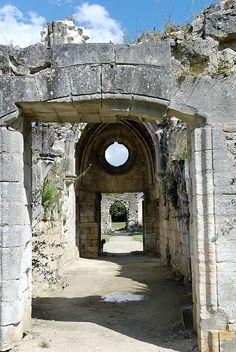 Abbaye de Vauclair - Aisne ~ Picardie