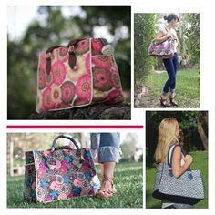 Fun and Practical Camera Bags for Momtogs.   www.luahandbags.com
