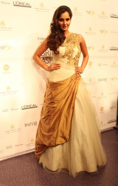 Sania Mirza for Shantanu and Nikhil
