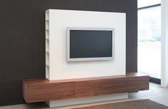 TV meubel hout