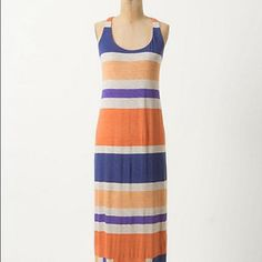 Help me find this dress! Striated maxi dress by dolan for anthropologie! Anthropologie Dresses
