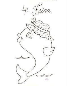 poissons dessin