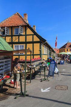 Amalie loves Denmark, Ferienurlaub auf Bornholm, Svaneke #dänemark