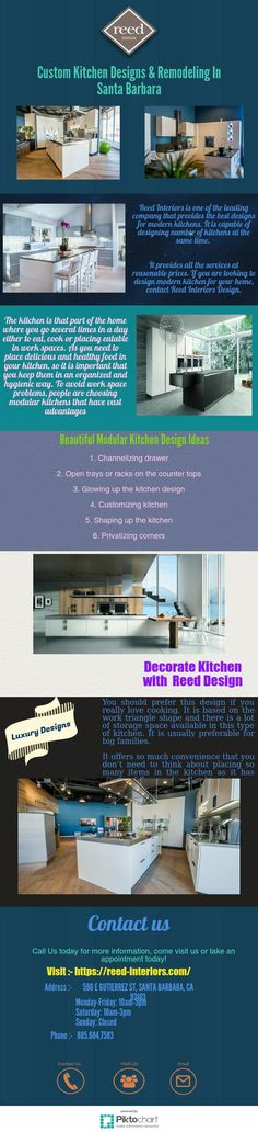 Custom Kitchen Designs U0026 Remodeling In Santa Barbara