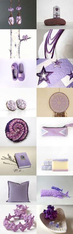 Lavender dreams by Diána Komjáti on Etsy--Pinned with TreasuryPin.com