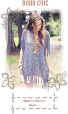 State of Boho Chic