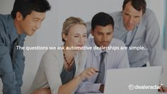 sk yourself these questions if you're in #automotive #marketing...
