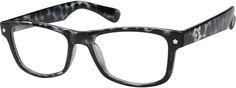#zennioptical Unisex Tortoiseshell 2204 Plastic Full-Rim Frame | Zenni Optical Glasses-PdzAfbqi