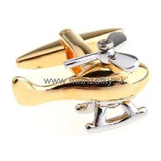Manžetové gombíky - za málo peňazí veľa elegancie! Skvelý darček pre každého!