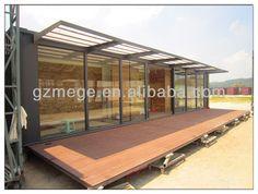 prefab modified container mobile villa house