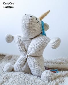 Crochet Rainbow Unicorn Pillow Pattern PDF Crochet Interior | Etsy Crochet Pillow, Crochet Hooks, Unicorn Pillow, Photo Pattern, Crochet Unicorn, Baby Pillows, Rainbow Unicorn, Crochet Gifts, Crochet Patterns