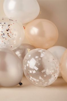 confetti balloons | Ethereal Party Balloons from BHLDN