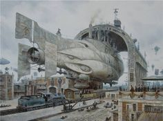 Leviathan by voitv (Vadim Voitekhovitch) on deviantART
