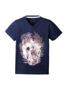 IZAC KIDS - T-SHIRT TETE DE MORT #izac #kids #kid #kidstyle #fashion #readytowear #summer17 #look #lookbook #fashiongram #fashionpost #style  #outfit #new  #tshirt #casual