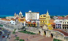 5 Razones para conocer Cartagena de Indias http://escapar.com.co/pasajes-a-cartagena-CTG