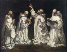 Catholic Rituals, Rennaissance Art, Art Roman, Madrid, San Bruno, Baroque Art, Jesus Pictures, Museum, Catholic Saints