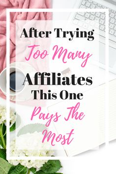Affiliate marketing is one of the number one ways bloggers earn money. So, as a new blogger here, I did my research, and I read tons of income-report posts, like I'm sure many of you are doing. When you're new to blogging, everything is overwhelming. I will never forget when I first signed up for ShareASale, and I was so confused at the layout and what seemed like a million options…then I had to think of a post to write about something on the site???