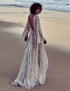 Boho-Style Fashion Looks Evening Dresses, Prom Dresses, Formal Dresses, One Day Bridal, Boho Fashion, Fashion Looks, Style Fashion, Trendy Fashion, Fashion Dresses