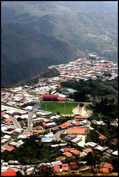 Queniquea - Municipio Sucre, Estado Táchira, Venezuela.
