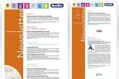 Berlitz - Newsletter emailing : Conception ; Création ;Conseil éditorial ; Conseil et assistance client