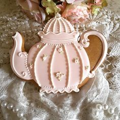 Tea for you gingerbread cookies