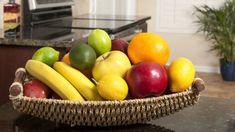 DETTE ER FEIL: Ikke all frukt bør oppbevares sammen.  Foto: Getty Images/iStockphoto