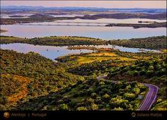Alqueva reservoir - Alentejo, Portugal