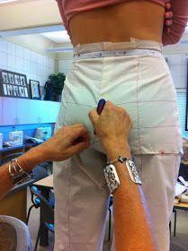Melhor aula de costura de calças que já vi.