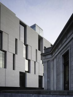 Trinity Long Room Hub: Dublin, Ireland McCullough Mulvin Architects