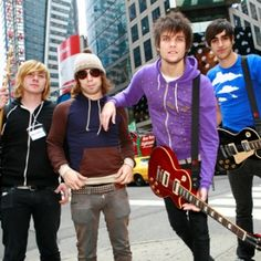 "A brand new track titled ""Hey You"" by American pop rock band, Boys Like Girls. It is taken from their latest third full-length studio, 'Crazy World' arrived on December 11, 2012. The Crazy World EP was released on 17 July 2012 with the tracks, ""Be Your Everything"", ""Life of the Party"" and ""The First Time"" to help promote the album. Expect big things from them!"