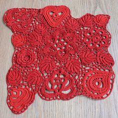 03. Russian Crochet Pillowcover | hykevandermeer | Flickr