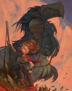 regram @ilovefantasyart Title: Ranger General  Artist: Carlos Nuñez Ruiz  #picoftheday #instagood #digitalart #digitalpainting  #fantasy #fantasyart #followme #sweet #tagsforlikes #wow #ilovefantasyart #cgart #cool #creativity #inspiring #artsy #omg #best  #followme #artwork #art #irunmarathon #illustration #instadaily #painting #instamood #follow #love #storytelling