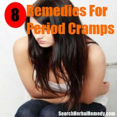 8 Home Remedies For Period Cramps